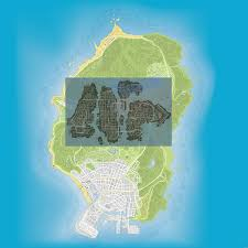 Map Od Size Comparison Of Map Of Gta 5