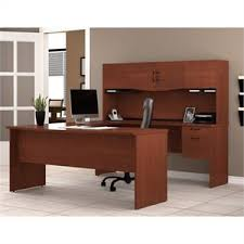 Computer Desk With Hutch With Hutch Computer Desks Cymax Stores