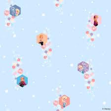 princess anna frozen wallpapers disney frozen official elsa anna pattern childrens wallpaper fr3003 1