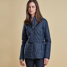 barbour charlotte quilted jacket north shore saddlery