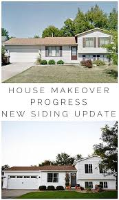 Updating Exterior Of Split Level Home - 40 best quad level home remodel exterior images on pinterest
