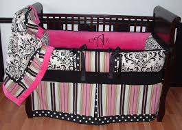 paris themed girls bedding special design and colors baby crib bedding sets