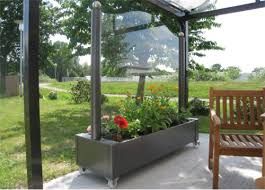 windschutz fã r balkone fink wintergarten überdachungen windschutz sichtschutz