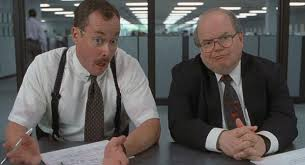 Meme Generator Office Space - office space what do you do here blank template imgflip
