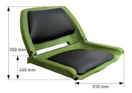 siège confort luxe delta nautic