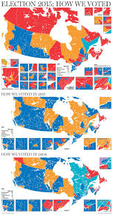 Vancouver Canada Map by Canadian Election Results 2015 A Riding By Riding Breakdown Of