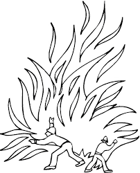 good fire coloring pages 96 seasonal colouring pages fire