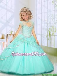 mint quinceanera dresses 2016 fashionable beading sweep mini quinceanera dresses in