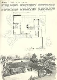 Interesting House Plans by 1960s Small House Plans Home Design And Furniture Ideas