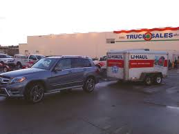 mercedes towing towing a uhaul trailer with original mercedes hitch mbworld org