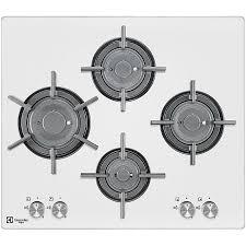 piano cottura vetro bianco pvf 645uob rex piano cottura da 60 cm 4 fuochi cristallo temperato