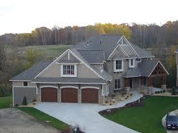 house plans with walkout basement and detached garage basement