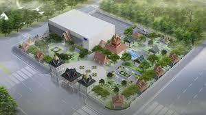 tropical landscaping concepts in 3d thai garden design