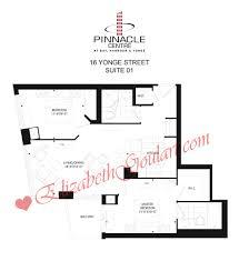 33 bay street floor plans 16 yonge street centre condos floor plans elizabeth
