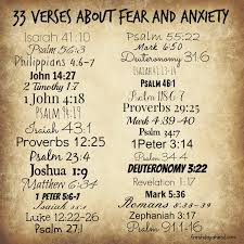 do not fear bible verse 33 verses about fear and anxiety to remind