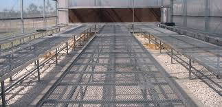 Metal Greenhouse Benches United Greenhouse Systems Greenhouse Benching Systems
