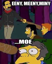 Moe Meme - dopl3r com memes eeny meeny miny moe the simpsons did it