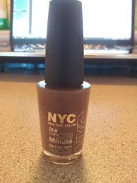 nyc park ave nail polish review style freely