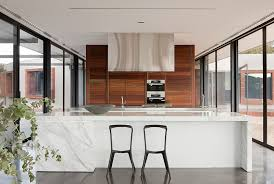 kitchen furniture australia rachcoff vella architecture warms up modern homes in australia