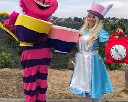 Halloween Costumes Alice Wonderland Alice Costume Etsy