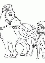 sofia princess sofia coloring pages girls