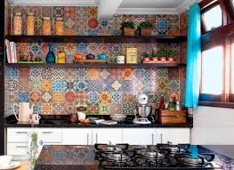 Color Forte Colorful Slate Tile by Colorful Kitchen Backsplash Tiles Trends Including Tile Ideas