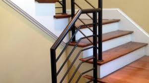 Wrought Iron And Wood Banisters Interior Railings Ma Ri Ornamental Wrought Iron Rails Spiral