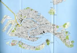 Map Of Venice Uncharted Venice Part Ii René Seindal