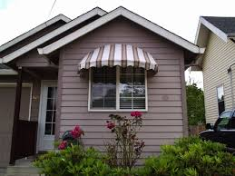 Awning Over Front Door Portland Residential Window Awnings