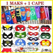 aliexpress com buy children u0027s costume superhero cape 1 cape 1