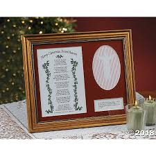 merry christmas from heaven merry christmas from heaven 8482 picture frame with poem