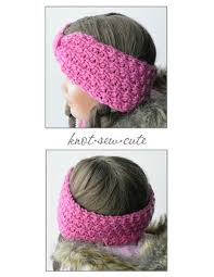 knotted headband knot sew knotted headband doll clothes tunisian crochet
