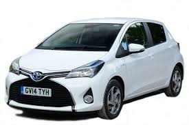 toyota yaris description of the model photo gallery