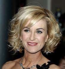 curly shoulder length bob hairstyles bob hairstyles with medium
