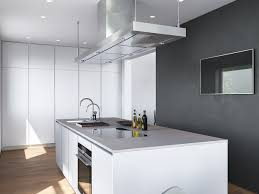 even the range hood and faucets forgo extraneous detail the