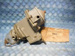 1938 1942 chrysler dodge desoto plymouth nors fuel vacuum pump