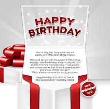 html5 corporate birthday ecard archives ekarda