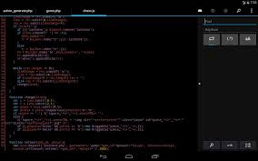 droidedit pro code editor android apps on google play