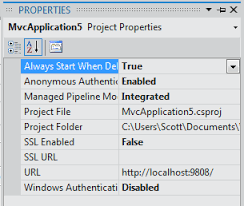 features no one noticed in visual studio 11 express beta for web