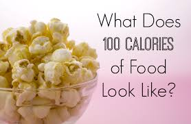 How Many Calories Cottage Cheese by What Does 100 Calories Look Like Sparkpeople