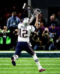 that was tom brady s first dropped catch in his career nfl