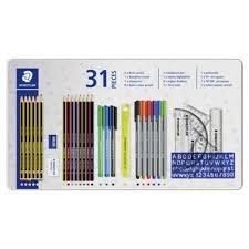 stationery set buy staedtler 31 stationery set from our gel pens