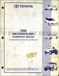 1993 toyota camry repair manual 1995 toyota a c installation manual original corolla celica camry