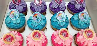 my pony cupcakes cupcakes live bake
