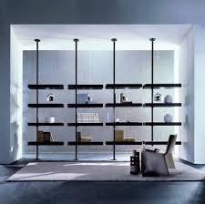 storage u0026 organization contemporary and minimalist black shelving