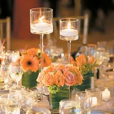 Wedding Centerpieces Floating Candles And Flowers by 45 Best Centerpieces Images On Pinterest Flower Arrangements