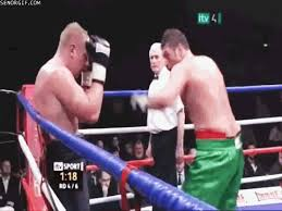 Uppercut Meme - the best punch tyson fury ever landed gif on imgur