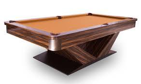 Custom Pool Tables by Modern Series Robertson Billiards