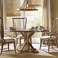amazon com hooker furniture sanctuary 48 inch copper dining