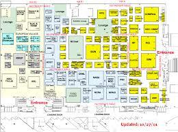 Colorado Convention Center Floor Plan by Sc2001